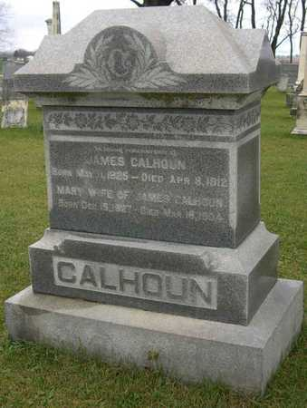 CALHOUN, JAMES - Linn County, Iowa | JAMES CALHOUN