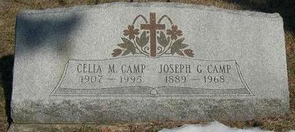 CAMP, JOSEPH GILBERT - Linn County, Iowa | JOSEPH GILBERT CAMP