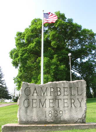 CAMPBELL (BERRY), CEMETERY - Linn County, Iowa | CEMETERY CAMPBELL (BERRY)
