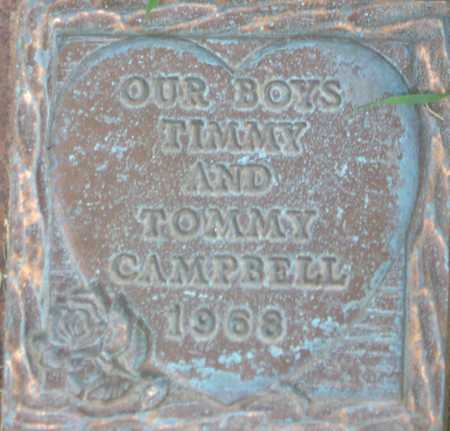 CAMPBELL, TOMMY - Linn County, Iowa | TOMMY CAMPBELL