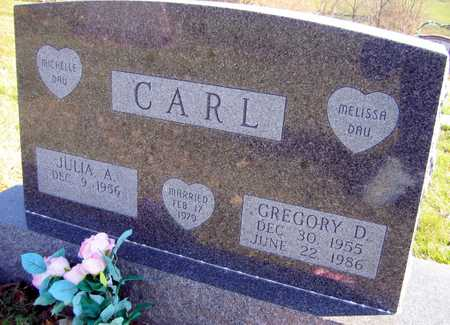 CARL, GREGORY D. - Linn County, Iowa | GREGORY D. CARL