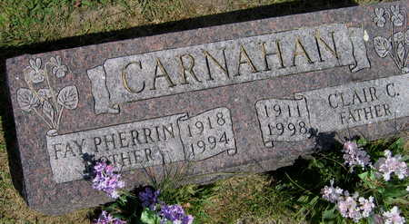CARNAHAN, FAY - Linn County, Iowa | FAY CARNAHAN