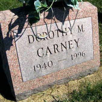 CARNEY, DOROTHY M. - Linn County, Iowa | DOROTHY M. CARNEY