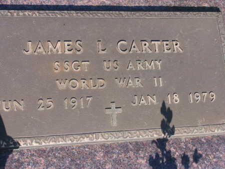 CARTER, JAMES L. - Linn County, Iowa | JAMES L. CARTER