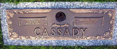 CASSADY, CHARLES N. - Linn County, Iowa | CHARLES N. CASSADY