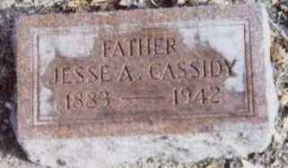 CASSIDY, JESSE A. - Linn County, Iowa | JESSE A. CASSIDY