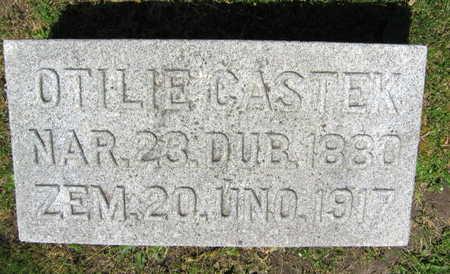 CASTEK, OTILIE - Linn County, Iowa | OTILIE CASTEK