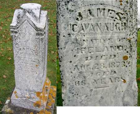 CAVANAUGH, JAMES - Linn County, Iowa | JAMES CAVANAUGH