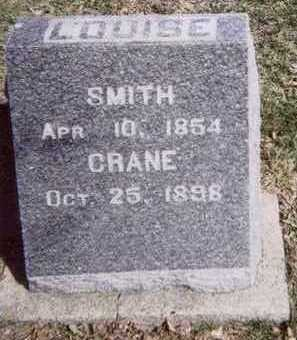 SMITH CRANE, LOUISE - Linn County, Iowa | LOUISE SMITH CRANE