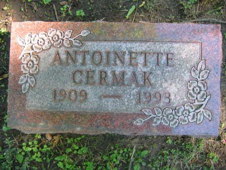 CERMAK, ANTOINETTE - Linn County, Iowa | ANTOINETTE CERMAK