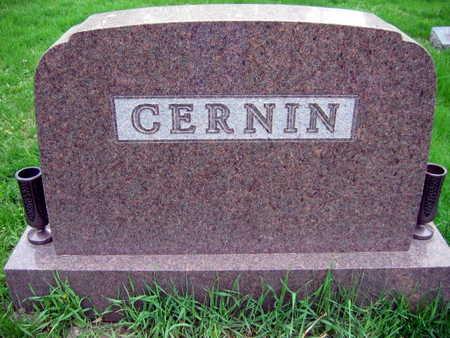 CERNIN, FAMILY STONE - Linn County, Iowa | FAMILY STONE CERNIN