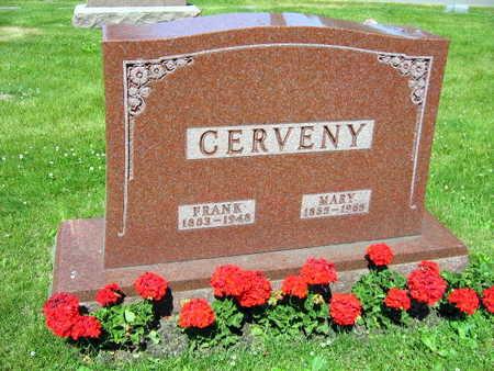 CERVENY, FRANK - Linn County, Iowa | FRANK CERVENY