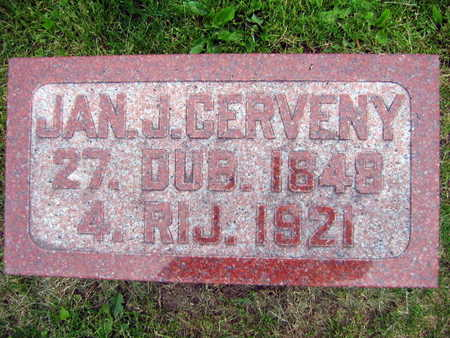 CERVENY, JAN J. - Linn County, Iowa | JAN J. CERVENY