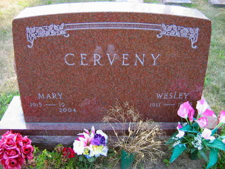 CERVENY, MARY - Linn County, Iowa | MARY CERVENY