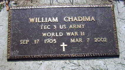 CHADMIA, WILLIAM - Linn County, Iowa | WILLIAM CHADMIA