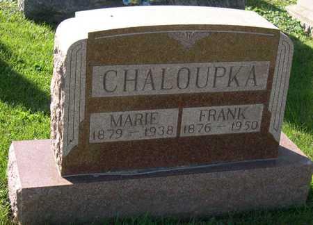 CHALOUPKA, FRANK - Linn County, Iowa | FRANK CHALOUPKA