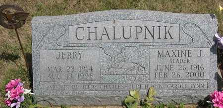 CHALUPNIK, JERRY - Linn County, Iowa | JERRY CHALUPNIK