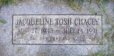 TOSH CHACEY, JACQUELINE - Linn County, Iowa | JACQUELINE TOSH CHACEY