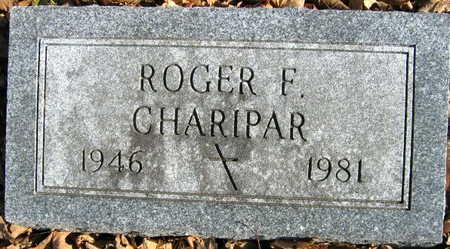 CHARIPAR, ROGER F. - Linn County, Iowa | ROGER F. CHARIPAR
