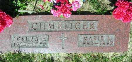 CHMELICEK, MARY L. - Linn County, Iowa | MARY L. CHMELICEK