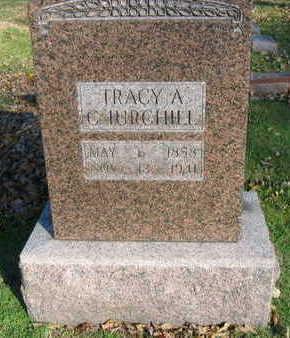 CHURCHILL, TRACY A. - Linn County, Iowa | TRACY A. CHURCHILL