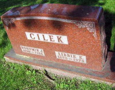 CILEK, BOHUMIR J. - Linn County, Iowa | BOHUMIR J. CILEK