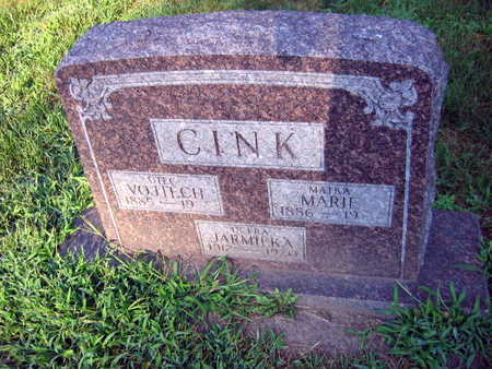 CINK, JARMILKA - Linn County, Iowa | JARMILKA CINK