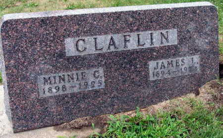 CLAFLIN, JAMES L. - Linn County, Iowa | JAMES L. CLAFLIN