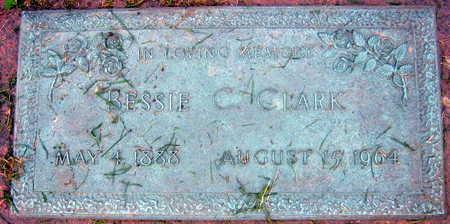 CLARK, BESSIE C. - Linn County, Iowa | BESSIE C. CLARK