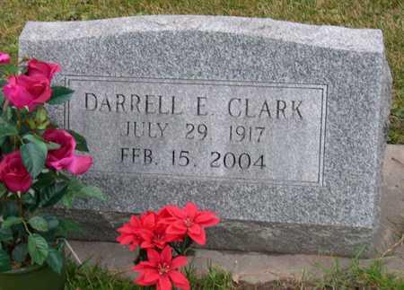 CLARK, DARRELL E. - Linn County, Iowa | DARRELL E. CLARK