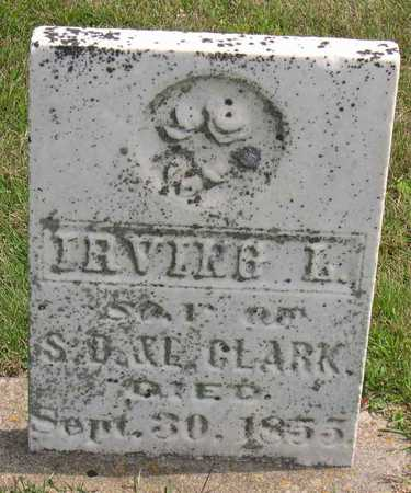 CLARK, IRVING L. - Linn County, Iowa | IRVING L. CLARK