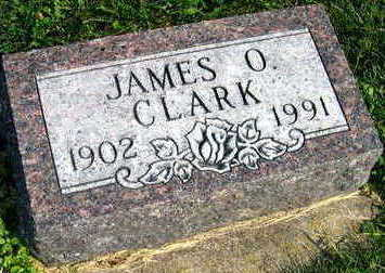 CLARK, JAMES O. - Linn County, Iowa | JAMES O. CLARK