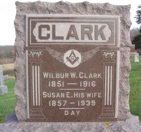CLARK, WILBUR W. - Linn County, Iowa | WILBUR W. CLARK
