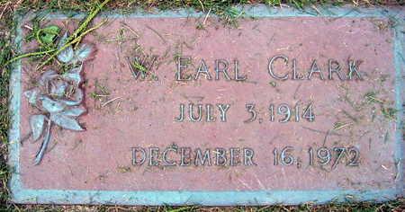 CLARK, W. EARL - Linn County, Iowa | W. EARL CLARK