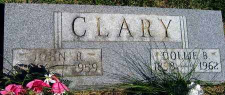 CLARY, DOLLIE B. - Linn County, Iowa | DOLLIE B. CLARY