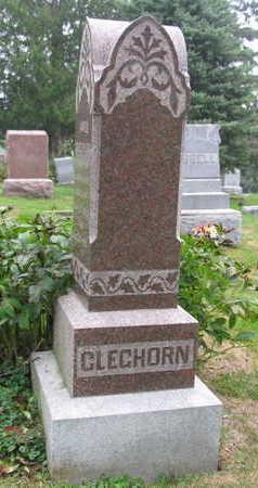 CLEGHORN, JAMES - Linn County, Iowa | JAMES CLEGHORN