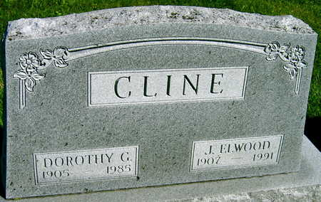CLINE, DOROTHY G. - Linn County, Iowa | DOROTHY G. CLINE