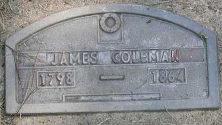 COLEMAN, JAMES - Linn County, Iowa | JAMES COLEMAN