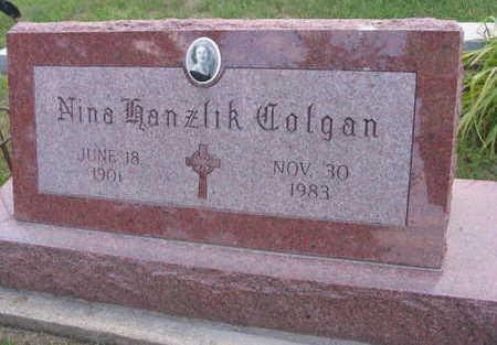 HANZLIK COLGAN, NINA - Linn County, Iowa | NINA HANZLIK COLGAN