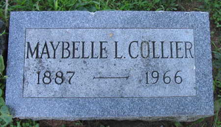 COLLIER, MAYBELLE L. - Linn County, Iowa | MAYBELLE L. COLLIER