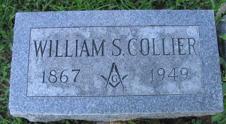 COLLIER, WILLIAM S. - Linn County, Iowa | WILLIAM S. COLLIER