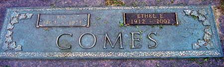 COMES, ETHEL E. - Linn County, Iowa | ETHEL E. COMES