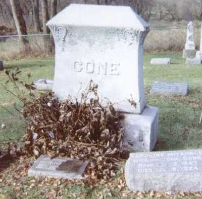CONE, JOHN (FAMILY) - Linn County, Iowa | JOHN (FAMILY) CONE