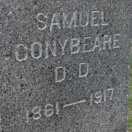 CONEYBEARE, SAMUEL, D.D. - Linn County, Iowa | SAMUEL, D.D. CONEYBEARE
