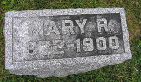 CONLEY, MARY R. - Linn County, Iowa | MARY R. CONLEY