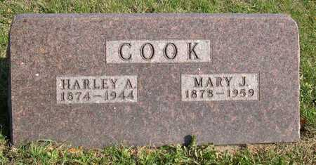 COOK, MARY J. - Linn County, Iowa | MARY J. COOK