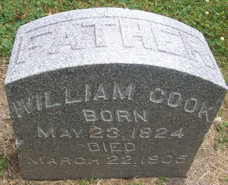 COOK, WILLIAM - Linn County, Iowa | WILLIAM COOK