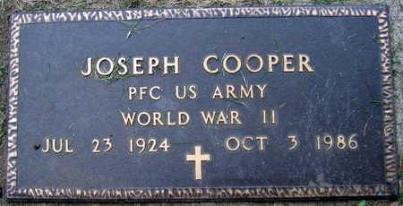 COOPER, JOSEPH - Linn County, Iowa | JOSEPH COOPER