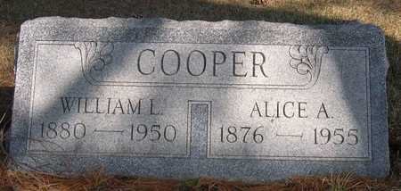 COOPER, WILLIAM L. - Linn County, Iowa | WILLIAM L. COOPER