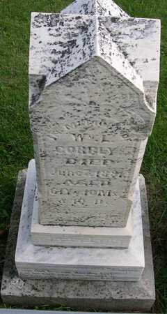 CORBLY, WM. L. - Linn County, Iowa | WM. L. CORBLY